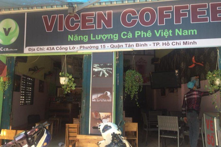 Vicen Coffee Mời Hợp Tác Phân Phối Cà Phê Trên Toàn Quốc